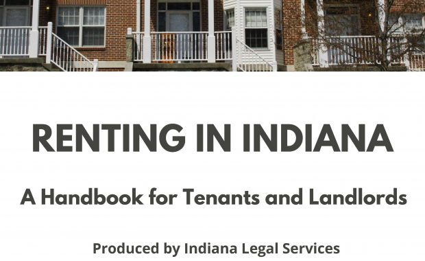 New Edition! Renting In Indiana Handbook