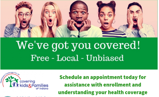 Staying Healthy with Covering Kids and Families