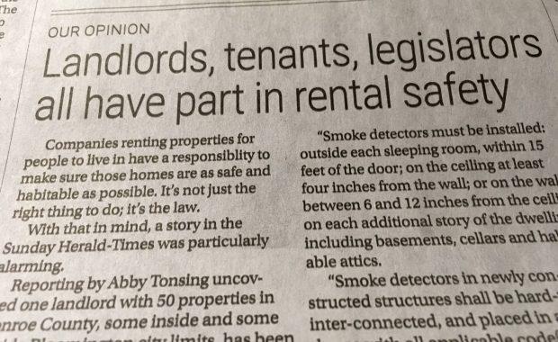 Rental Safety & Housing4Hoosiers