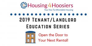 Housing4Hoosiers 2019 Tenant/Landlord Education Series