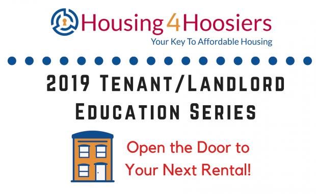 Spring 2019 Tenant/Landlord Education Series
